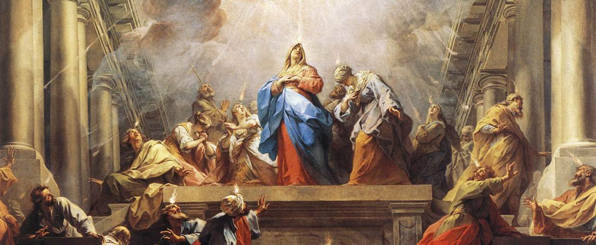 Cómo Vivir Pentecostés